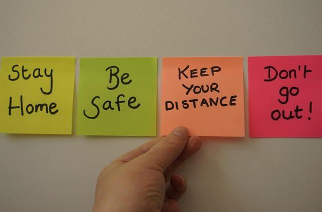 意味 be safe